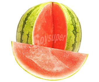 Fruta Sandía sin pepitas 2500 g aprox.