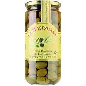 La Masrojana Olives trencades Tarro 400 g