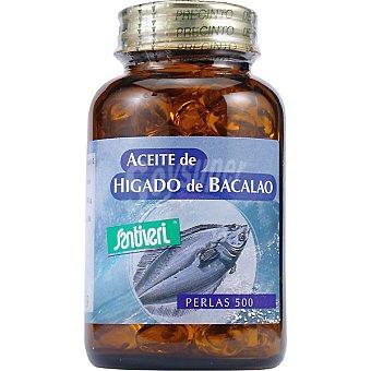 Santiveri Aceite de hígado de bacalao Tarro de 120 uds