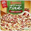 Pizza Buitoni Jamón y Queso 320 gr Buitoni