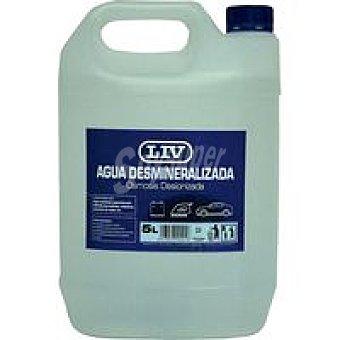 Agua destilada 5 l