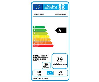 """Samsung Televisión 24"""" LED 24H4003 1 unidad"""