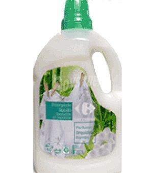 Carrefour Detergente líquido orquídea-bambú 40 l