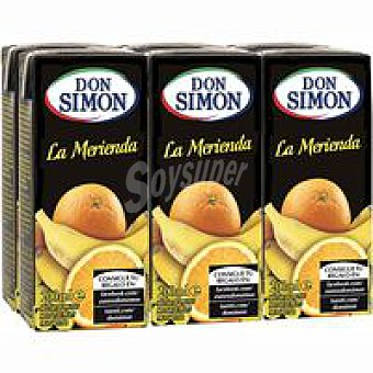 Don Simón Néctar merienda Pack 6x20 cl
