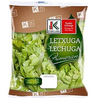 Primeran Lechuga batavia Eusko Label Bolsa 140 g