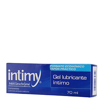 Intimy Gel lubricante intimo 70 ml