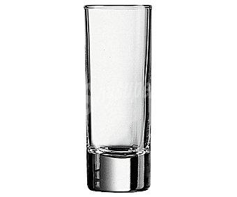 LUMINARC Vasos altos de vidrio con capacidad para 6 cl, modelo Islande Pack de 3 unidades