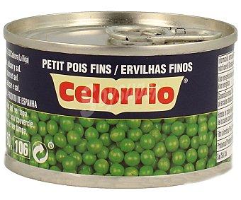 Celorrio Guisantes finos Lata de 60 grs