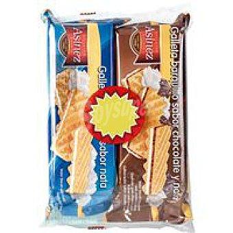 ASINEZ Boer de sabores Pack 2x135 g
