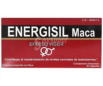ENERGISIL Maca Complemento alimenticio que ayuda a mantener los niveles normales de testosterona 30 comprimidos