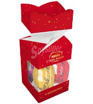 Caja Roja Nestlé Bombones surtidos mini Nestlé 35 g