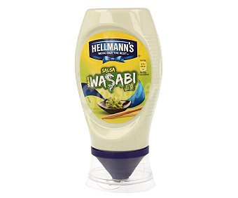Hellmann's Salsa wasabi 250 ml