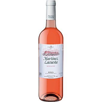 Martínez Lacuesta Vino rosado D.O. Rioja Botella 75 cl