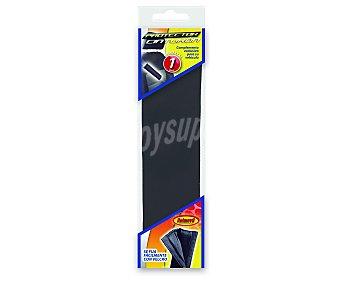 ROLMOVIL Protector de cinturón de color negro, con fijación sencilla mediante velcro y acolchado para una mayor comodidad 1 unidad