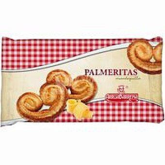 Arruabarrena Palmeritas de mantequilla paquete 130 g