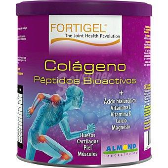 FORTIGEL Colágeno Bioactivo Refuerzo de huesos cartílagos piel y músculos Envase 300 g