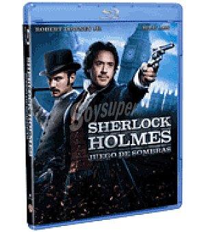 Sherlock h:juego de sombras br