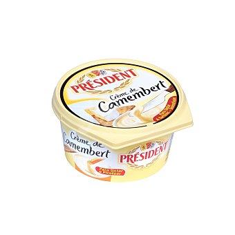 President Crema de queso camembert Tarrina 125 g