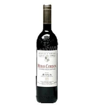 Heras Cordón Vino tinto D.O. Rioja crianza 75 cl