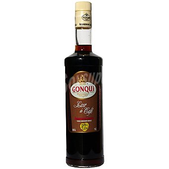 GONQUI licor de café botella 70 cl