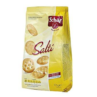 Schär Galletas cracker pequeños sin gluten Bolsa 175 g