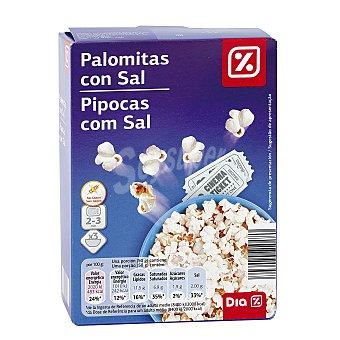 DIA Palomitas sal microondas caja 300 gr 300 gr