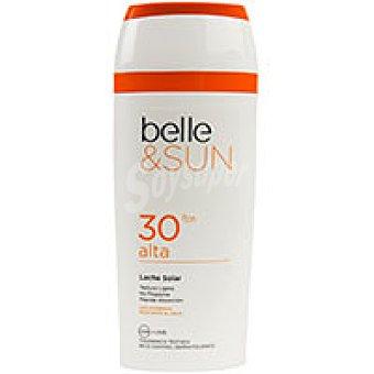 SUN Leche solar F30 piel sensible belle & Bote 250 ml