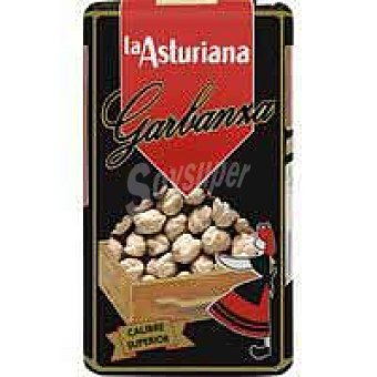 La Asturiana Garbanzos cocidos 400g 400g