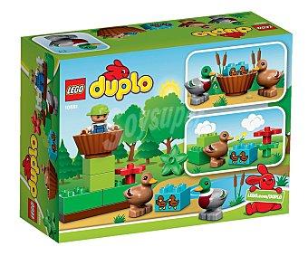 LEGO Juego de construcciones El Bosque: Patos, modelo 10581, serie Duplo 1 unidad
