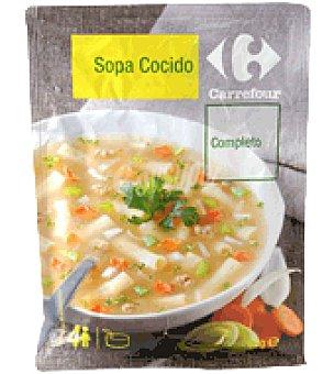 Carrefour Sopa de cocido deshidratada 80 g