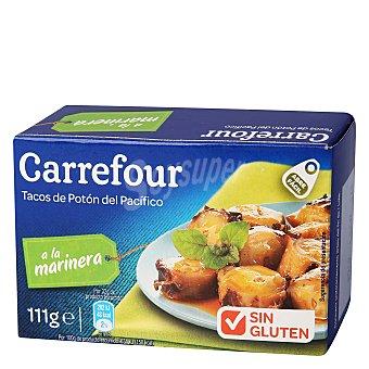 Carrefour Tacos de pota a la marinera 65 g