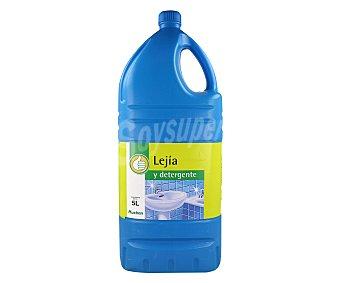 Productos Económicos Alcampo Lejía con detergente 5 litros