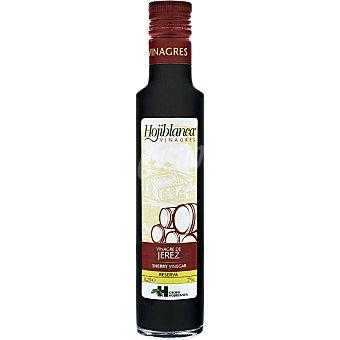 Hojiblanca Vinagre de Jerez reserva Botella 250 ml