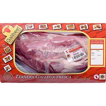 GALIBEEF Ternera gallega morcillo peso aproximado bandeja 500 g 1 unidad