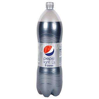 Pepsi Cola Medio Box Light Botella de 2 L