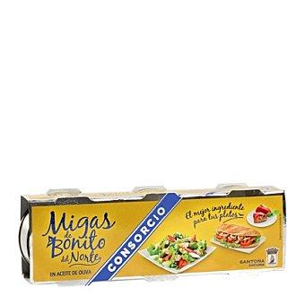 Consorcio Migas Pack de 3x42 g