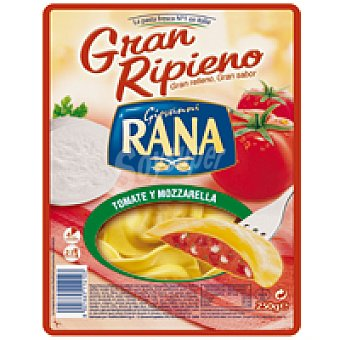 GIOVANNI RANA Gran Ripieno de tomate-mozarella Bandeja 250 g