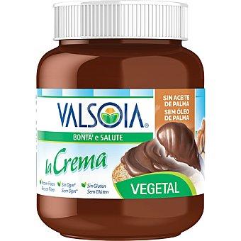 VALSOIA Crema vegetal de cacao y avellanas envase 400 g