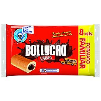 Bollycao Bollycao cacao 8 ud
