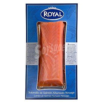 Royal Solomillo de salmón ahumado 220 g