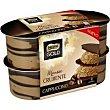 Mousse de capuccino Pack 4 x 57 g Nestlé Gold