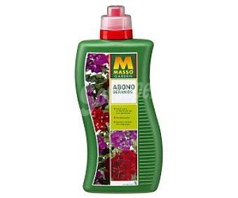 MASSÓ Garden Abono especial para geráneos 1 litro
