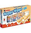 Happy Hippo 5 uds. 103 g Kinder