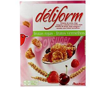 Auchan Cereales Frutas Rojas Deliform 300g