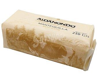 Aldanondo Rulo de mantequilla de elaboración tradicinal 250 g