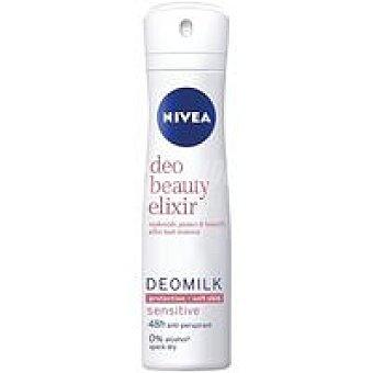Nivea Desodorante milk sensitive Spray 150 ml