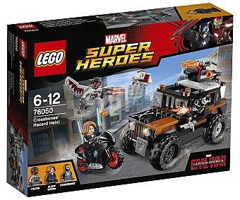 LEGO Juego de construcciones con 179 piezas El peligroso golpe de Calavera, Marvel Súper Héroes 76050 1 unidad