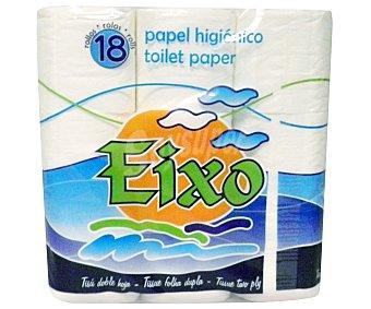 EIXO Papel Higiénico 18 Unidades
