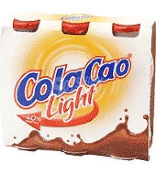 Cola Cao Batido Cola Cao Light Pack de 3x200 ml