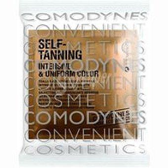 COMODYNES Urban Cosmetics Toallitas autobronceador intenso Paquete 8 unid